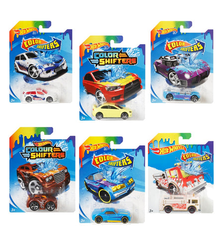 Macchinina Cambiacolore Hot Wheels Colour Shifter | MATTEL | RocketBaby.it