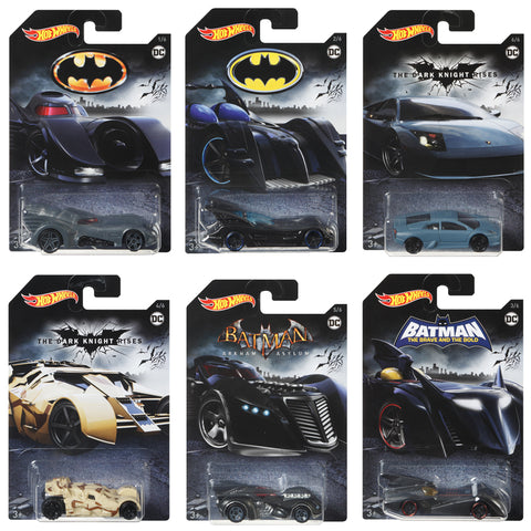 Macchinina Hot Wheels Batman | MATTEL | RocketBaby.it