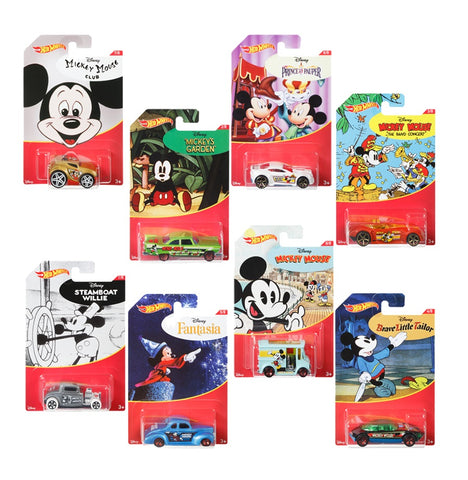 Macchinina Hot Wheels Disney | MATTEL | RocketBaby.it