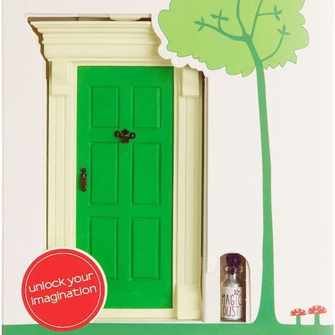 Porticina Magica Verde | THE MAGIC DOOR STORE | RocketBaby.it