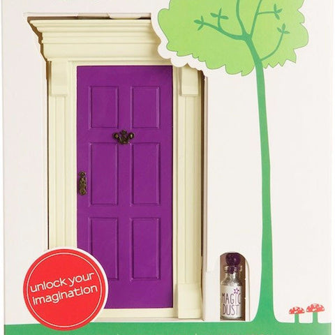 Porticina Magica Viola | THE MAGIC DOOR STORE | RocketBaby.it