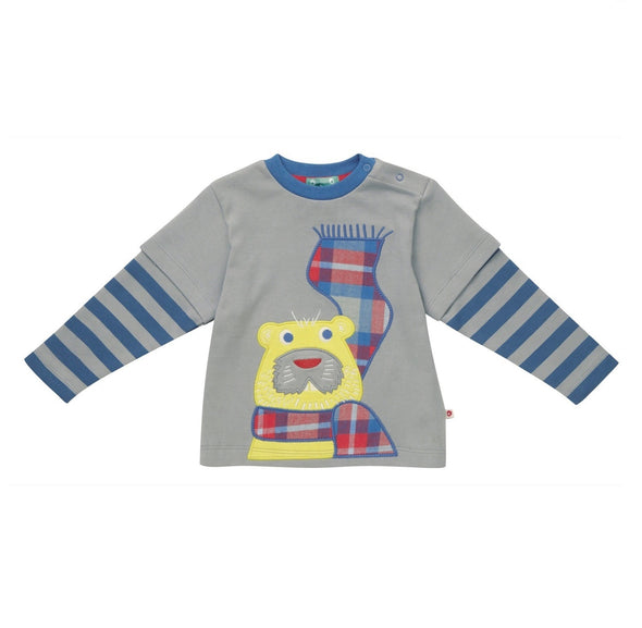 Maglia a Maniche Lunghe Beaver | PICCALILLY | RocketBaby.it