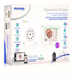 Baby monitor Digimonitor 3,5 plus - RocketBaby - 3
