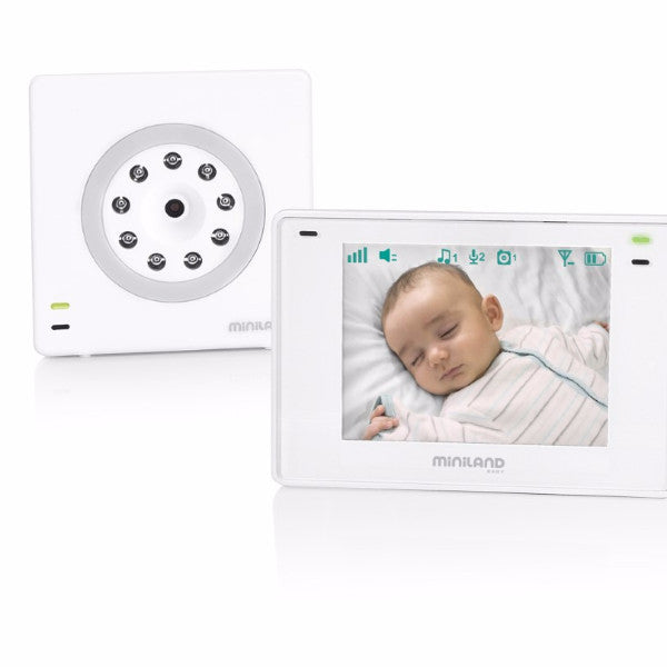 Baby monitor Digimonitor 3,5 plus | MINILAND | RocketBaby.it