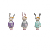 Mini Bambola Coniglio  Little Bunny Violetto - RocketBaby - 5