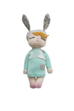 Mini Bambola Coniglio Little Bunny Menta - RocketBaby - 1