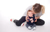 Mocassino da Casa Warm Heart Baby e Adulto - RocketBaby - 5