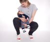 Mocassino da Casa Warm Heart Baby e Adulto - RocketBaby - 2