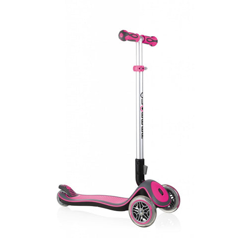 Monopattino Pieghevole Elite Solid Rosa 3+ Anni | GLOBBER | RocketBaby.it