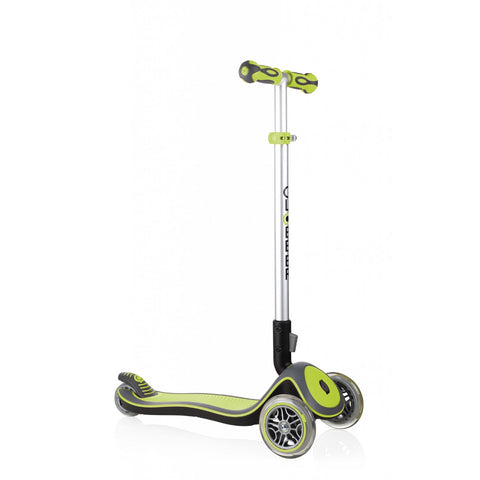 Monopattino Pieghevole Elite Solid Verde 3+ Anni | GLOBBER | RocketBaby.it