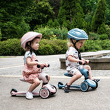Bici e Monopattino 2 in 1 Highwaykick 1 Forest | SCOOT AND RIDE | RocketBaby.it