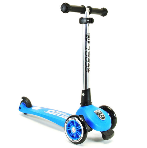 Monopattino Pieghevole Highwaykick 3 Blue | SCOOT AND RIDE | RocketBaby.it