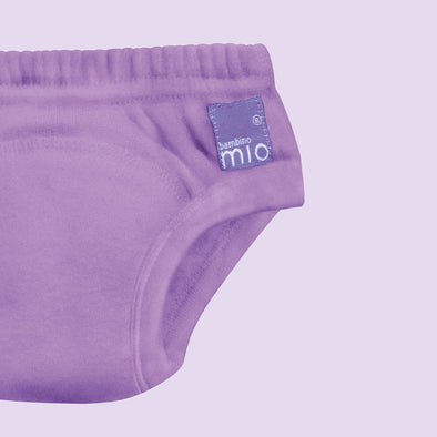 Mutandine Trainer Lilac | BAMBINO MIO | RocketBaby.it