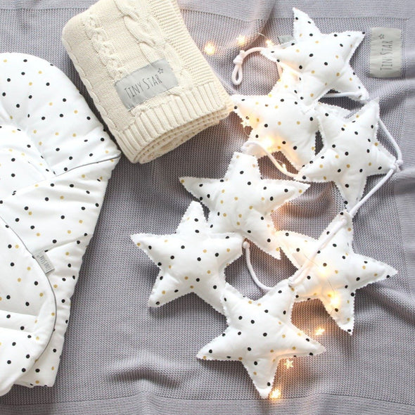 Ghirlanda Stelline Confetti | TINY STAR | RocketBaby.it