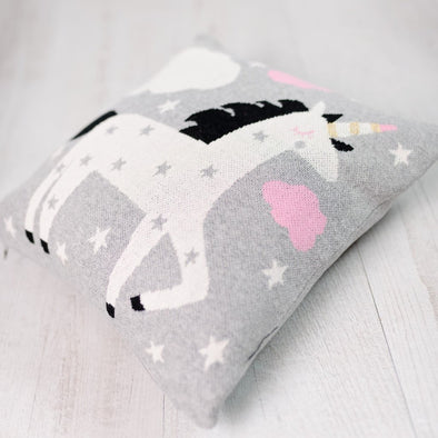 Cuscino Unicorn Rocks | BIZZI GROWIN | RocketBaby.it