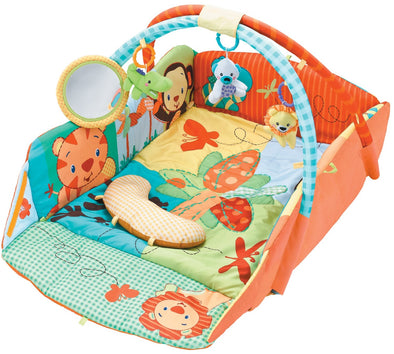 Palestrina con Bordi Rialzabili Play and Place Beige | MIKY | RocketBaby.it