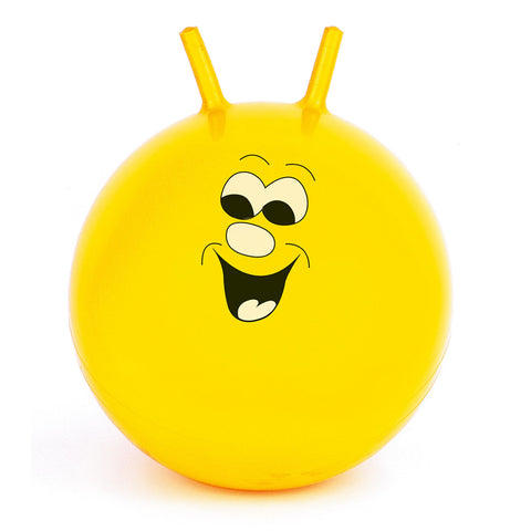 Pallone Gonfiabile per Saltare Jump N Bounce 50 cm Yellow | TOYRIFIC | RocketBaby.it