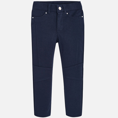 Pantaloni Rilievo Blu Navy | MAYORAL | RocketBaby.it