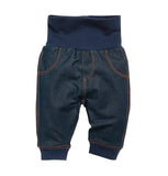 Pantaloni Morbidi in Jeans Elasticizzato Blue | PLAYSHOES | RocketBaby.it