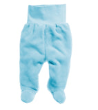 Pantaloni Morbidi in Pile con Piedino Bleu | PLAYSHOES | RocketBaby.it