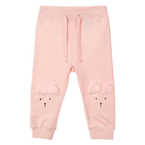 Pantaloni Lunghi Bear Strawberry Cream | NAME IT | RocketBaby.it