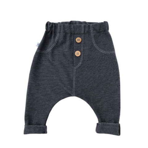 Pantaloni Antracite | BAMBOOM | RocketBaby.it