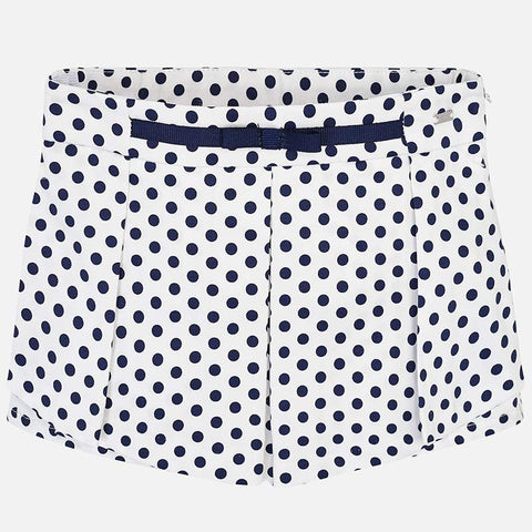 Gonna Pantalone Pois Blu Navy | MAYORAL | RocketBaby.it