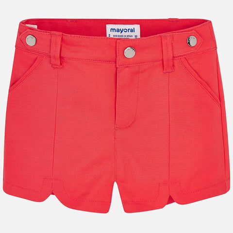 Pantaloni Corti Satin Kaki | MAYORAL | RocketBaby.it