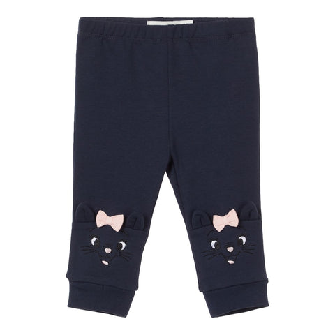 Pantaloni Lunghi Minou Dark Sapphire | NAME IT | RocketBaby.it