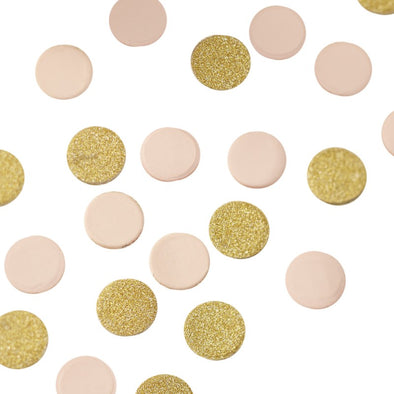 Decorazioni da Tavolo Pink and Gold | GINGER RAY | RocketBaby.it