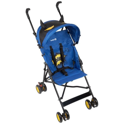 Passeggino Ultraleggero Crazy Peps Superblue | SAFETY 1ST | RocketBaby.it