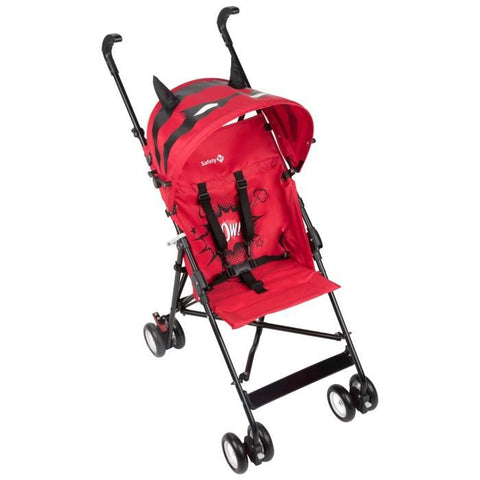 Passeggino Ultraleggero Crazy Peps Superpink | SAFETY 1ST | RocketBaby.it