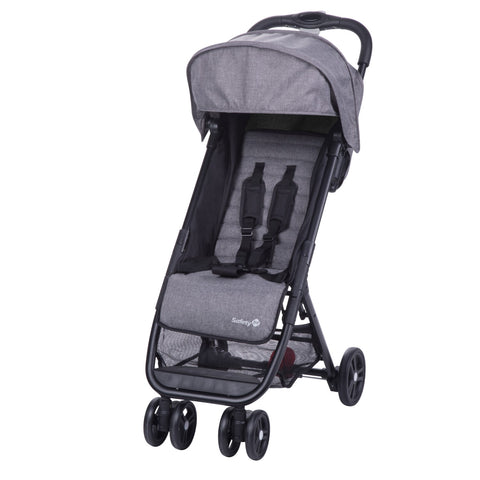 Passeggino Ultraleggero Teeny Black Chic | SAFETY 1ST | RocketBaby.it