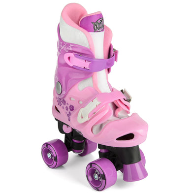 Pattini a Rotelle Misura Regolabile Rosa | TOYRIFIC | RocketBaby.it