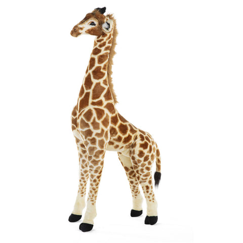 Peluche XXL 135 cm Giraffa | CHILDHOME | RocketBaby.it