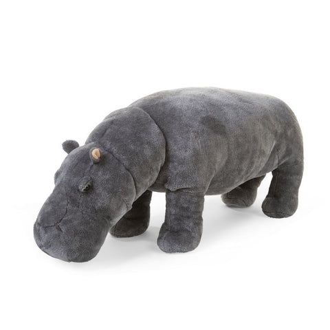 Peluche XXL 90 cm Ippopotamo | CHILDHOME | RocketBaby.it