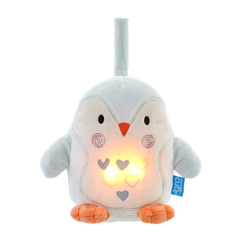 Peluche con Luci e Suoni Percy the Penguin | THE GRO COMPANY | RocketBaby.it
