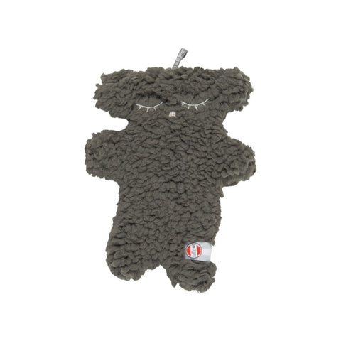 Peluche Conforter Newborn Toy Bear Coal | LODGER | RocketBaby.it
