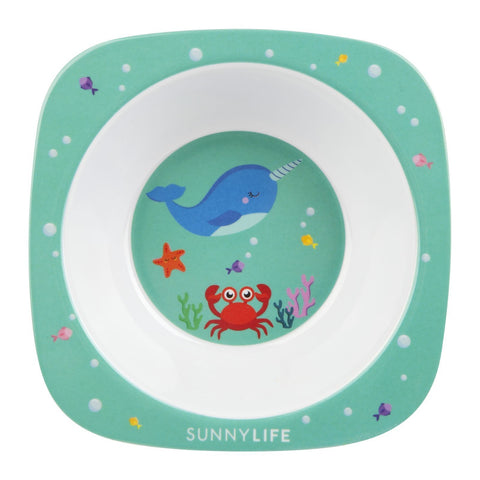 Ciotola Narwhal | SUNNYLIFE | RocketBaby.it