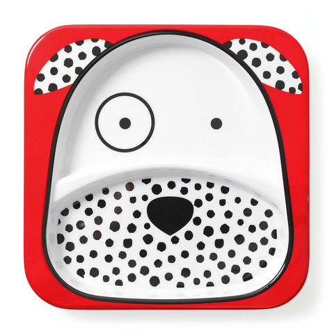 Piatto con Scomparti Dalmata | SKIP HOP | RocketBaby.it