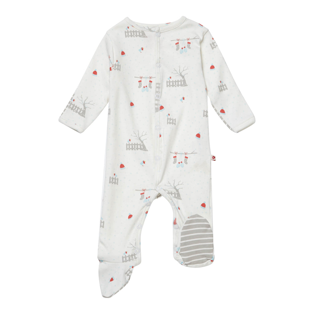 Pigiama a Tutina Robin | PICCALILLY | RocketBaby.it