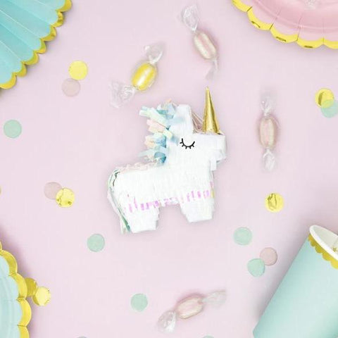 Pignatta Mini Unicorn | PARTY DECO | RocketBaby.it