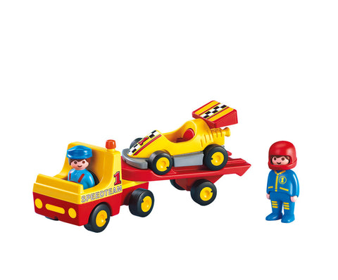 Playmobil Baby Auto da Corsa | PLAYMOBIL | RocketBaby.it