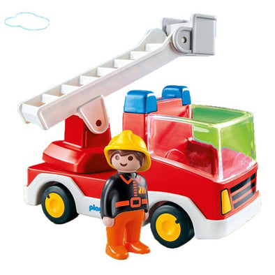 Playmobil Baby Camion dei Pompieri con Scala | PLAYMOBIL | RocketBaby.it