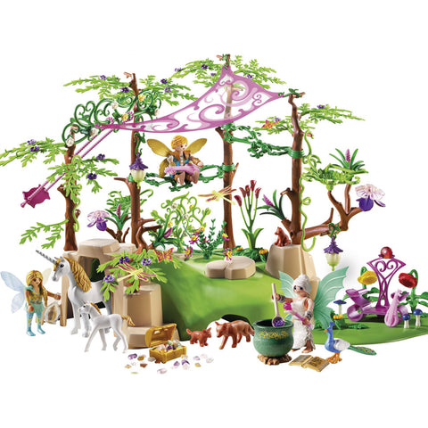Playmobil Foresta Incantata delle Fate | PLAYMOBIL | RocketBaby.it