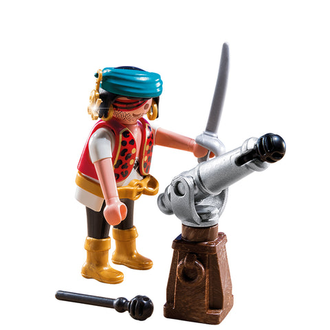 Playmobil Pirata con Cannone | PLAYMOBIL | RocketBaby.it