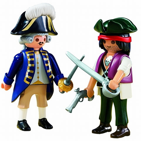 Playmobil Pirata e Guardia | PLAYMOBIL | RocketBaby.it