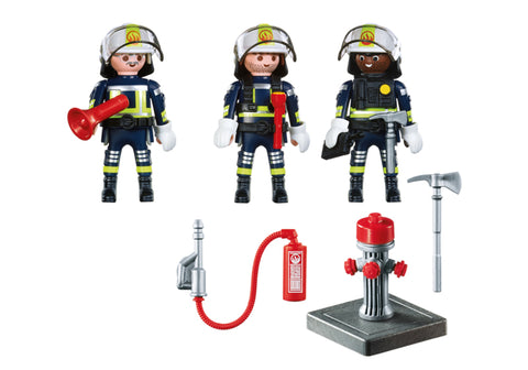 Playmobil Pompieri con Idrante | PLAYMOBIL | RocketBaby.it