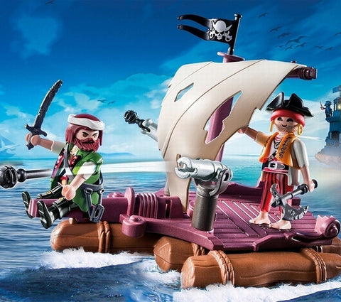 Playmobil Zattera dei Pirati | PLAYMOBIL | RocketBaby.it