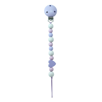Portaciuccio Pastel Candy Purple | LITTLEMICO | RocketBaby.it
